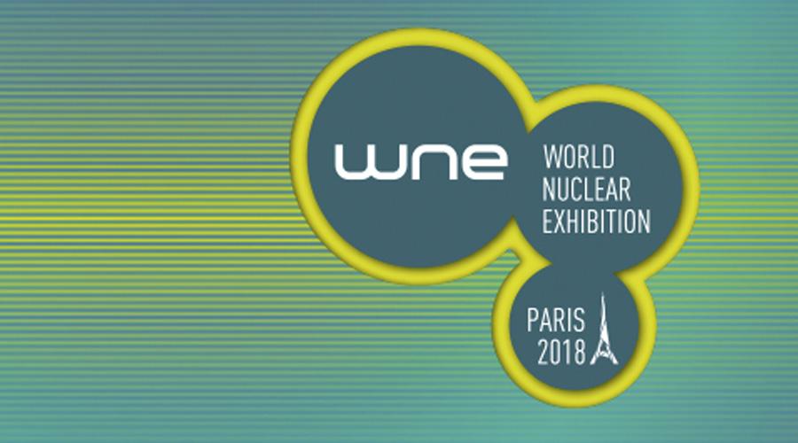 BEWEIS au salon World Nuclear Exhibition 2018